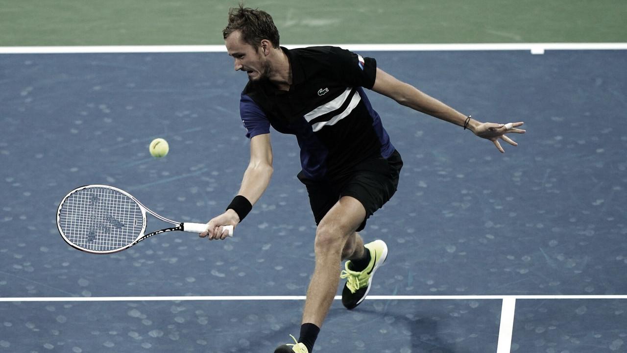Sem sustos, Medvedev superaO'Connell e avança no US Open