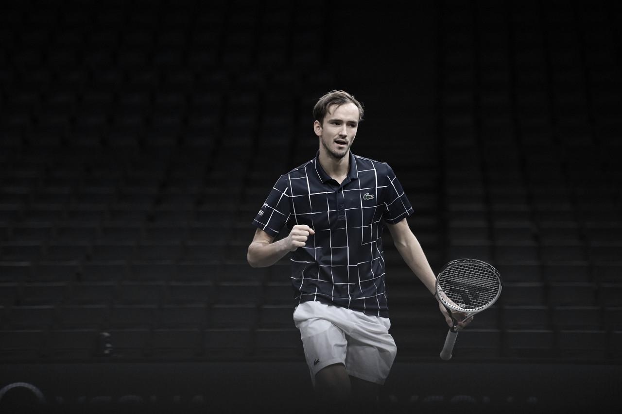 Medvedev vence Raonic e chega à quarta final de Masters 1000 da carreira