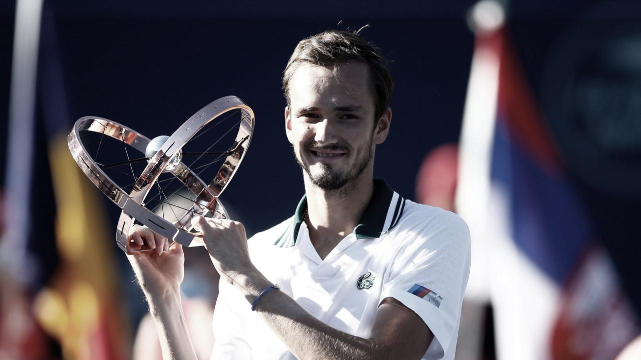 Medvedev se impõe, vence Opelka e conquista o Masters 1000 de Toronto