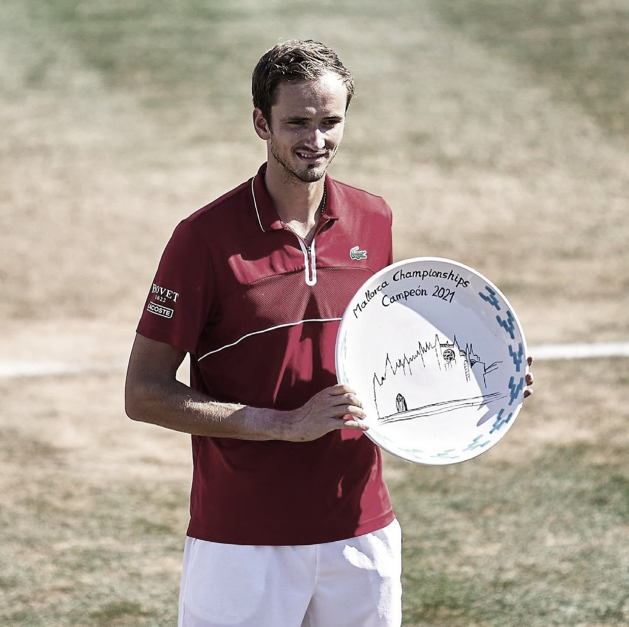 Medvedev reina en el Mallorca Championships