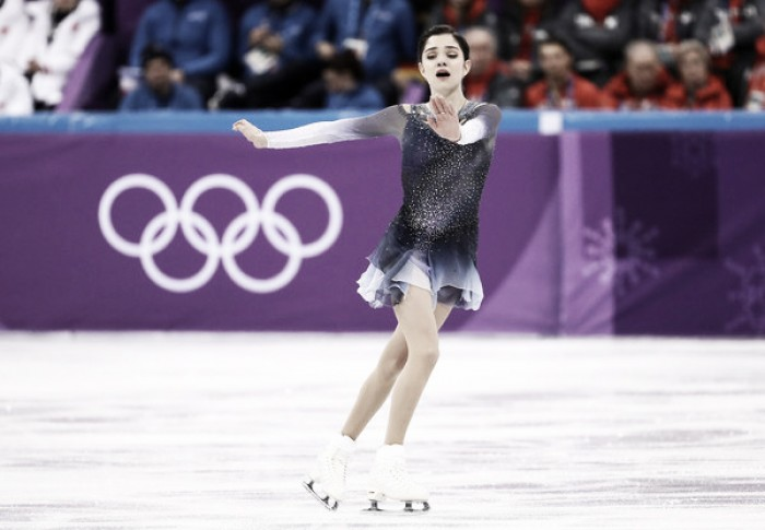 2018 Pyeongchang: Medvedeva sets world record, Canada leads figure skating team event