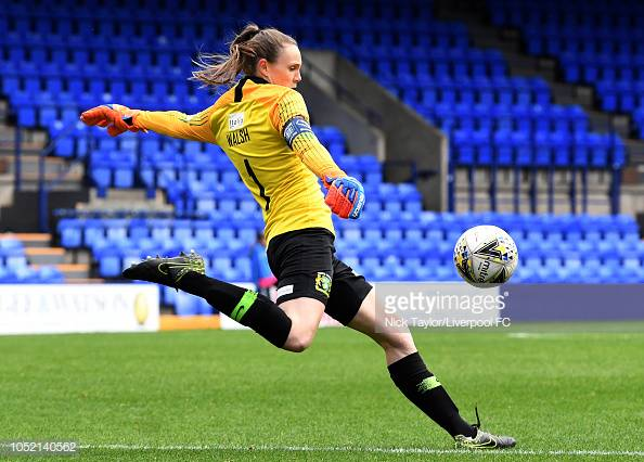 Brighton Women sign new shot-stopper