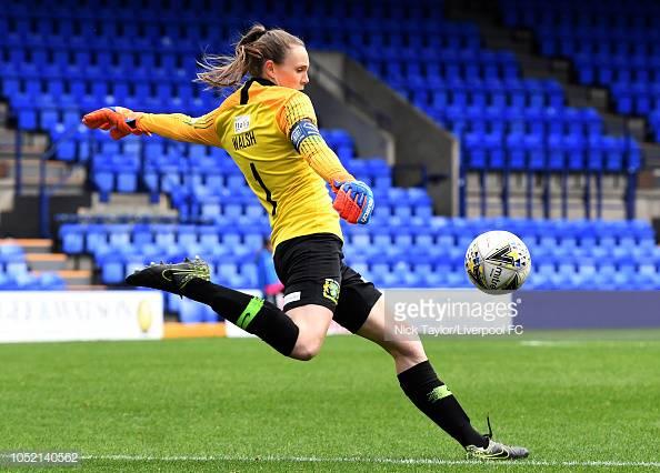 Brighton Women sign new shot-stopper