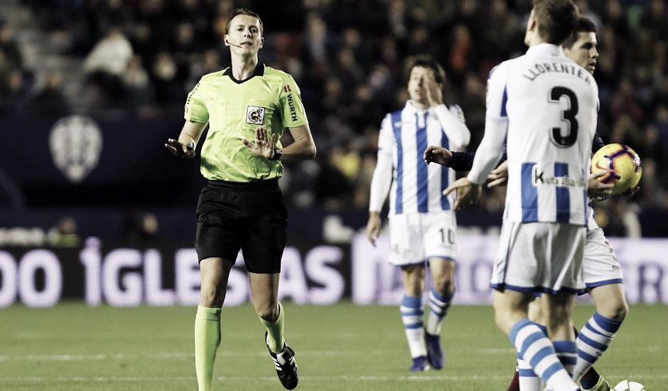 Medié Jiménez dirigirá el próximo partido del Valladolid