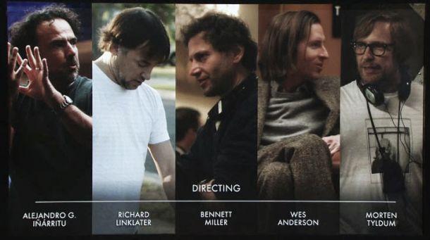 Objetivo Oscar 2015: mejor dirección