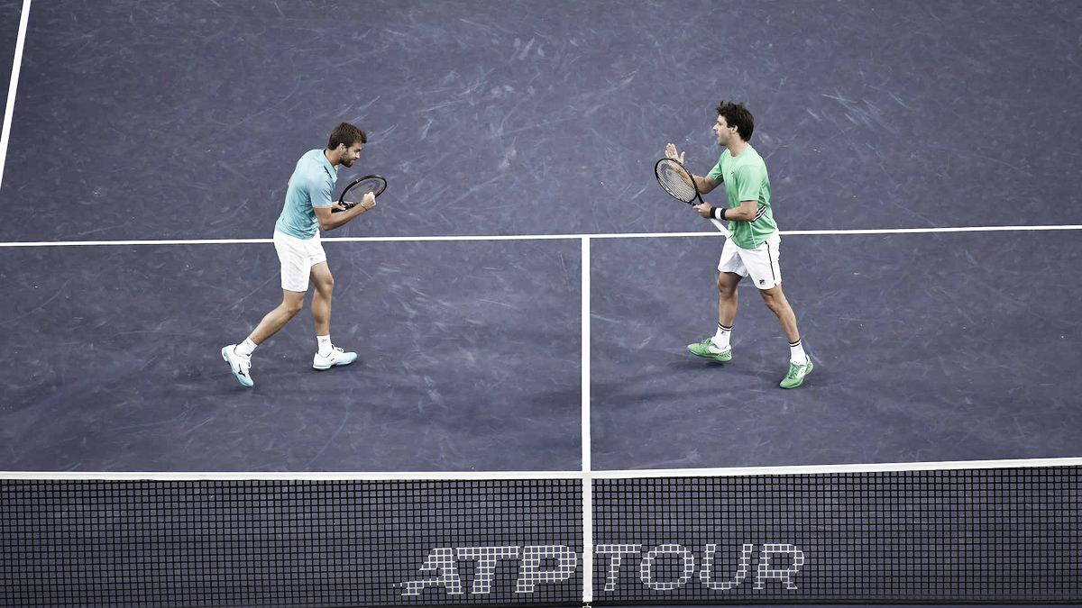 Mektic/Zeballos fazem grande partida e desbancam Kubot/Melo na final em Indian Wells
