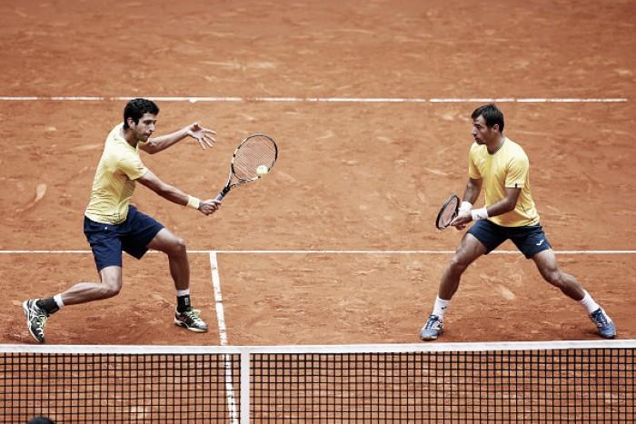 Atuais campeões, Melo e Dodig batem Mergea/ Bopanna e estão nas semis de Roland Garros
