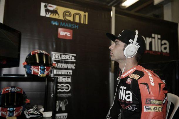 """Marco Melandri: """"Jerez es uno de mis circuitos favoritos"""""""