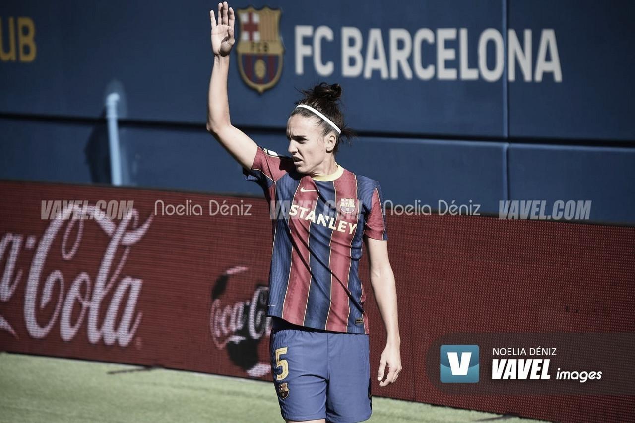 El Barça Femení sigue imparable antes de la Champions