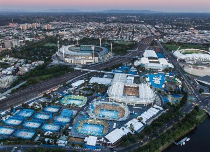 Australian Open Set To Remain In Melbourne Until 2037