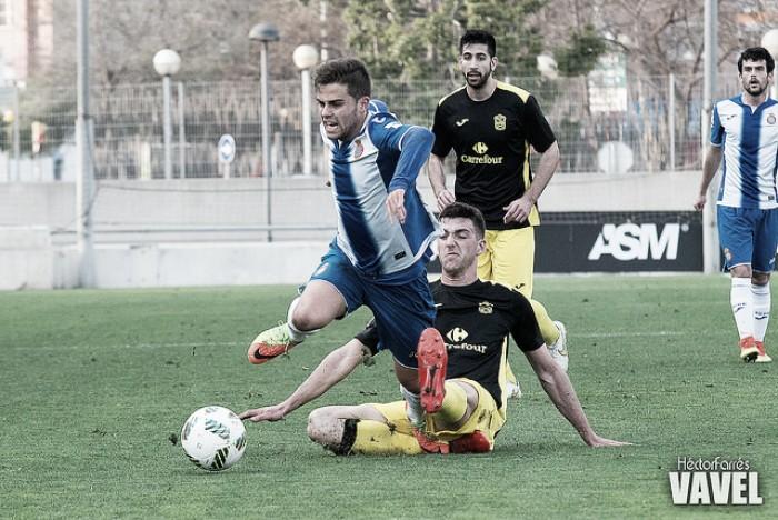 El Espanyol B remonta contra un Prat belicoso