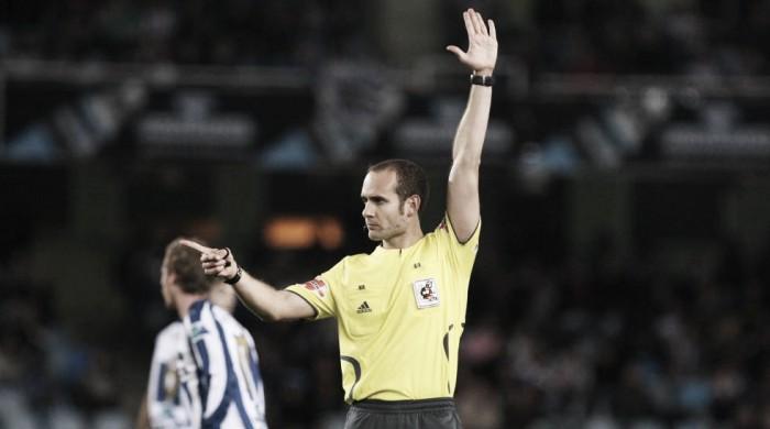 Análisis del árbitro: Melero López