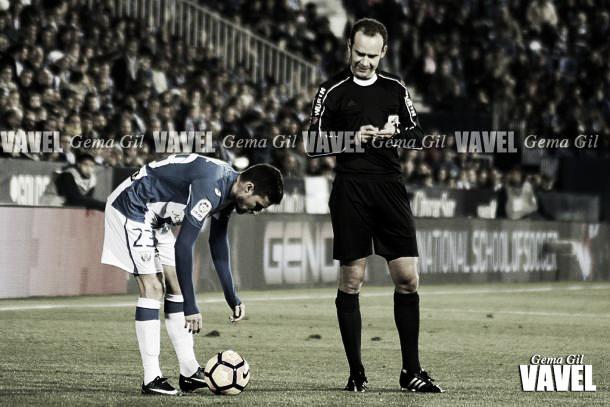 Melero López, la justicia del Athletic - Eibar