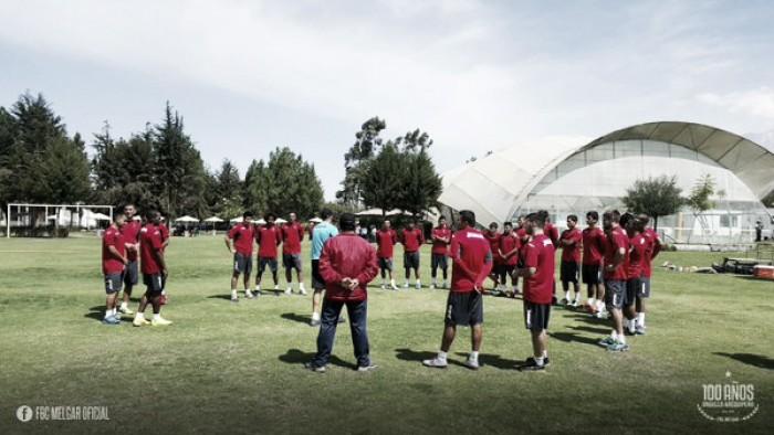 Melgar inició pretemporada sin Juan Reynoso