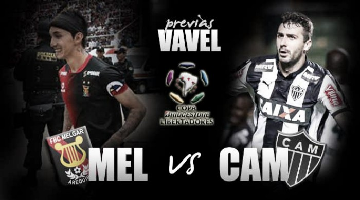 Melgar - Atlético Mineiro: El retorno del 'dominó'
