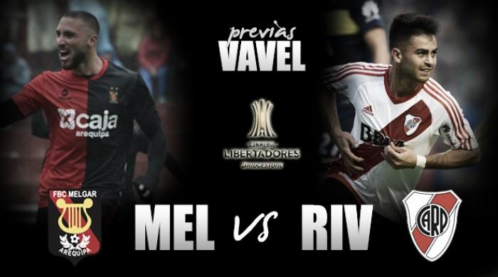 Previa Melgar - River Plate: ¿Resucitará el 'rojinegro' en casa ante el 'millonario'?