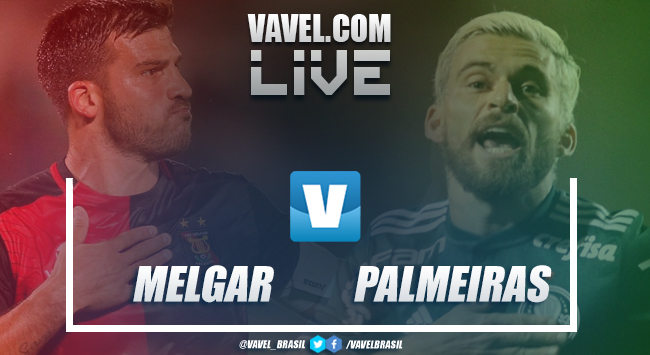 Resultado Melgar x Palmeiras pela Copa Libertadores da América(0-4)