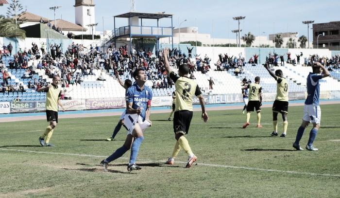 Previa UD Melilla - Marbella FC: todo o nada