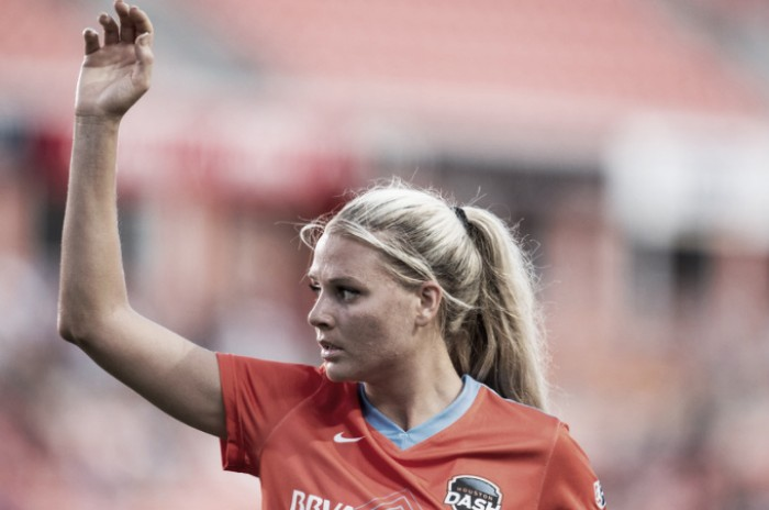 VAVEL USA Exclusive: Houston Dash's Melissa Henderson talks playing overseas