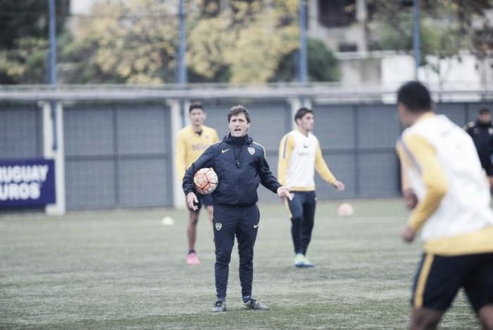 Peruzzi no concentrará para enfrentar a Cerro Porteño