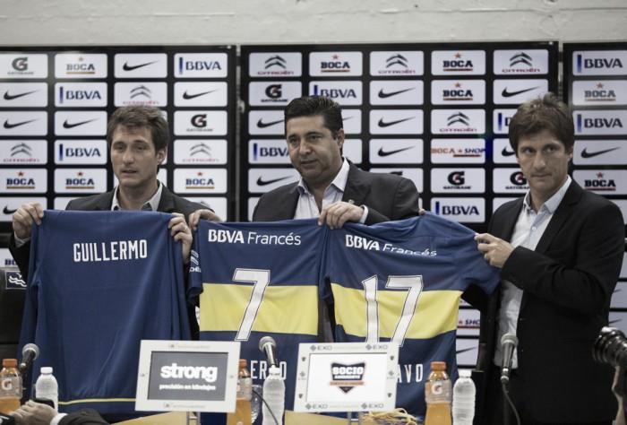 Primer triunfo en la era Barros Schelotto