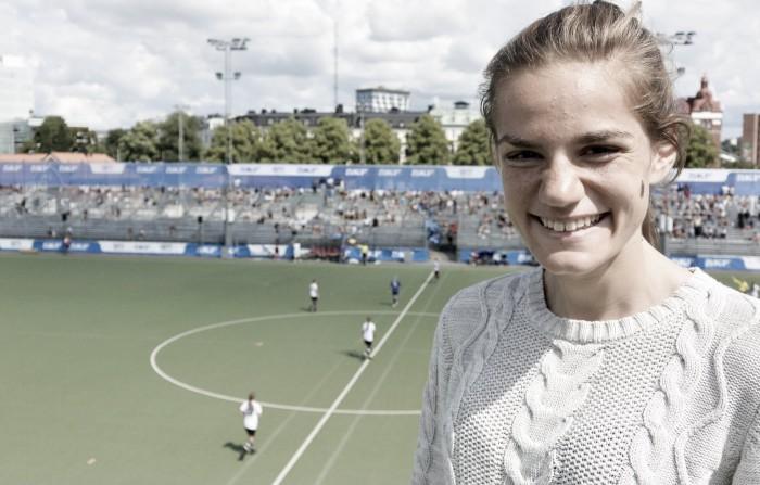 Kopparbergs/Göteborg FC sign talented midfielder Sarah Mellouk