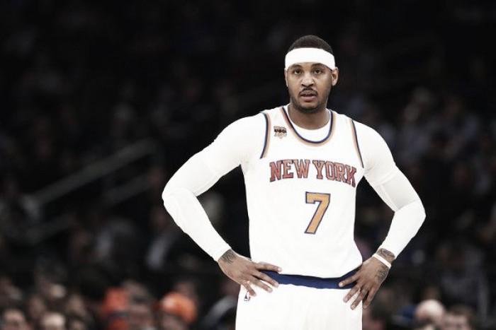 Los Knicks buscan al sustituto de Carmelo Anthony en el March Madness