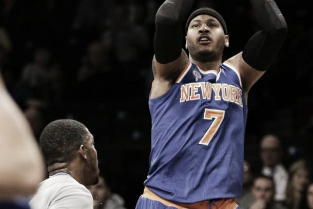 Nba, segnali di addio tra i Knicks e Carmelo Anthony