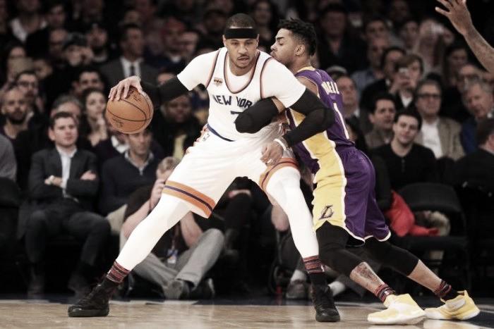 I peggiori New York Knicks della stagione