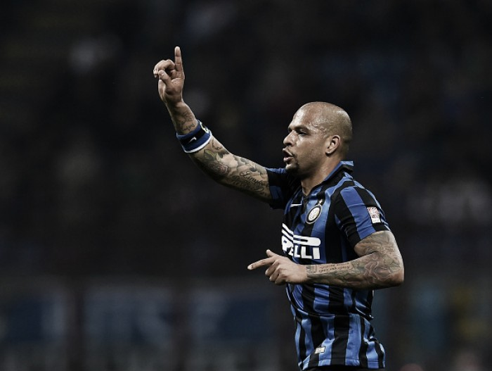 Felipo Melo denies he isbeing traded to Chinese Super League Club