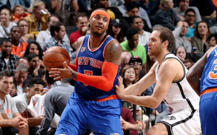 NBA Preseason 2016 - Ai Knicks il derby di New York: scatenato Anthony. Chicago cede ad Atlanta