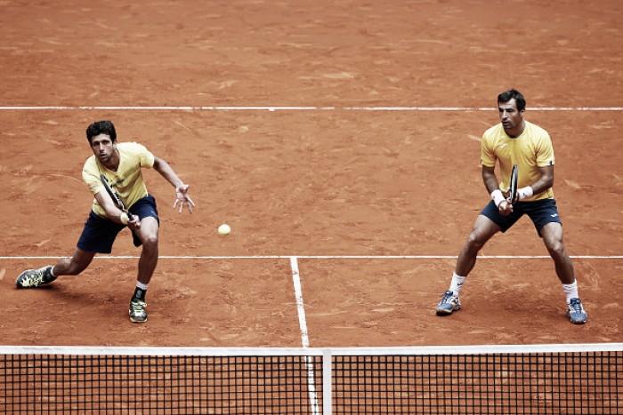 Roland Garros: Em dia marcado pela chuva, Melo e Dodig avançam; Radwanska e Halep caem