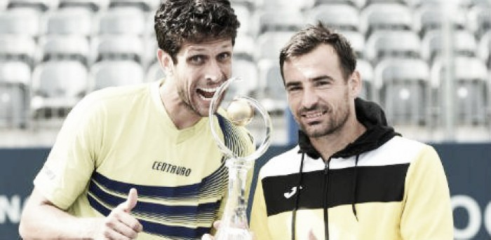 Masters 1000 de Toronto: Em final brasileira, Marcelo Melo vence Bruno Soares e é campeão