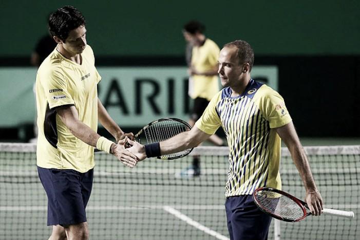 Masters 1000 de Toronto: Marcelo Melo e Bruno Soares vencem e reeditam final de 2014