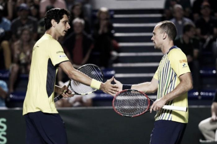 Rio 2016: Marcelo Melo e Bruno Soares, a esperança brasileira no tênis