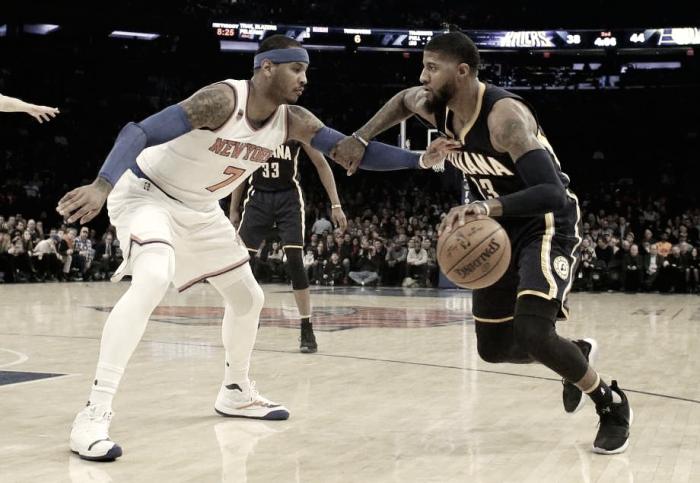 NBA - Vittoria in rimonta dei Knicks al Madison Square Garden