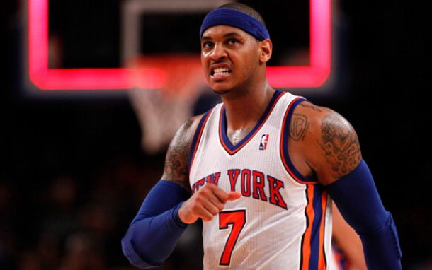 Nba, Carmelo Anthony stufo di New York?