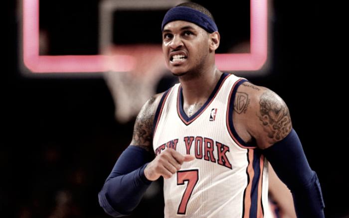 Nba - Ancora incerto il futuro di Carmelo Anthony