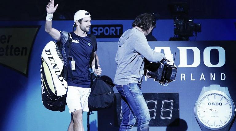 Praticamente aposentado, Melzer surpreende Raonic na primeira rodada em Viena