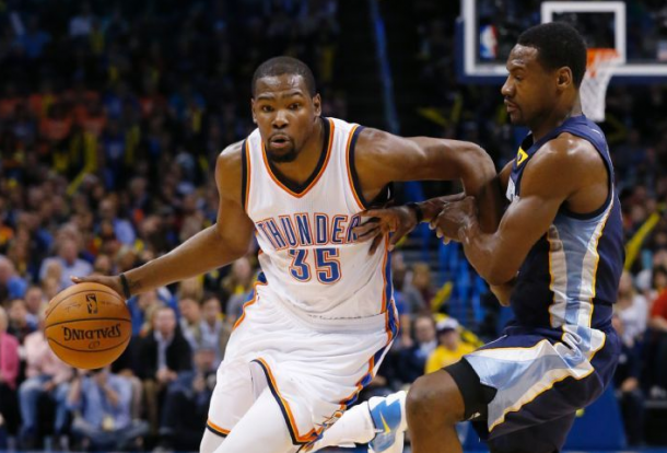 Oklahoma City Thunder Make A Statement In Huge Win Over Memphis Grizzlies