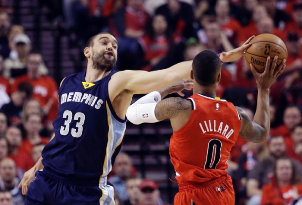 Grit-And-Grind Grizzlies Ground The Portland Trail Blazers To Snatch 3-0 Series Lead