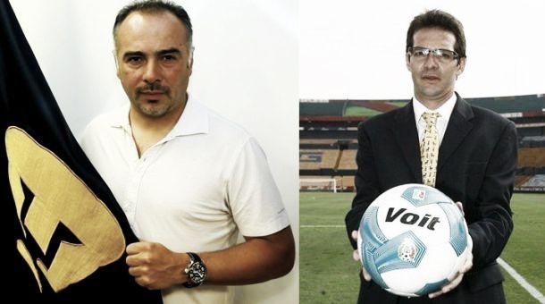 Memo Vázquez y Antonio Sancho son nombrados DT y Vicepresidente en Pumas