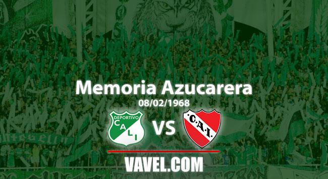 Memoria 'azucarera': el estreno victorioso ante Independiente