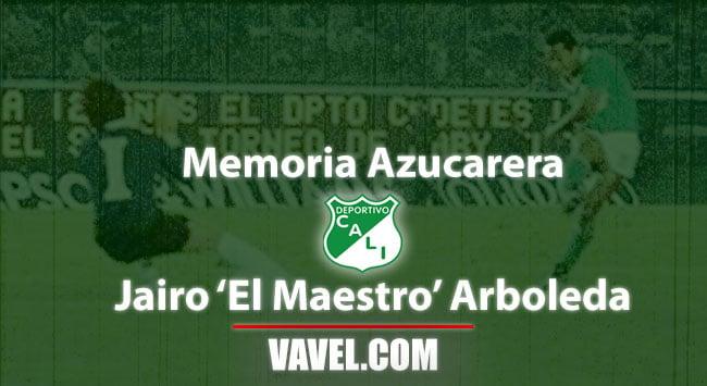 Memoria 'azucarera': Jairo Arboleda, el maestro 'verdiblanco'