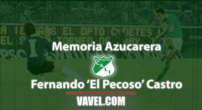 Memoria 'azucarera': Fernando 'El Pecoso' Castro