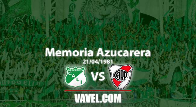 Memoria 'azucarera': Triunfo 'monumental' del Deportivo Cali en 1981