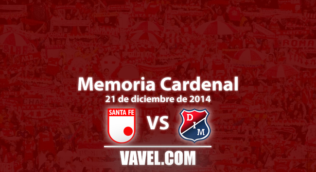 Memoria cardenal: cuando el pueblo clamoroso gritó ¡Santa Fe campeón!
