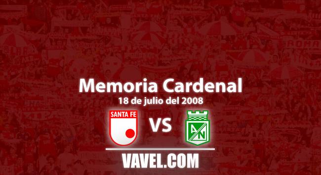 Memoria cardenal: goleada al 'verdolaga' en el debut del Finalización 2008
