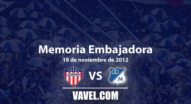 Memoria embajadora: el primer gol de Luis Delgado