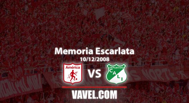 Memoria 'escarlata': victoria en clásico de cuadrangulares y paso a la final de 2008-II